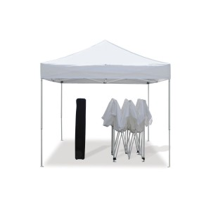 This all-weather pop up tent goes up in seconds and has detachable sides for protection from wind and rain. Itu0027s a bit taller than a lightweight 10u0027x10u2032 ...  sc 1 st  MKE Production Rental & Rent Popup Tent Canopy | MKE Production Rental