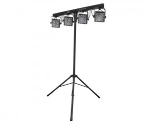 Led Stage Lights 4bar Mini 2 0 Mke Production Rental