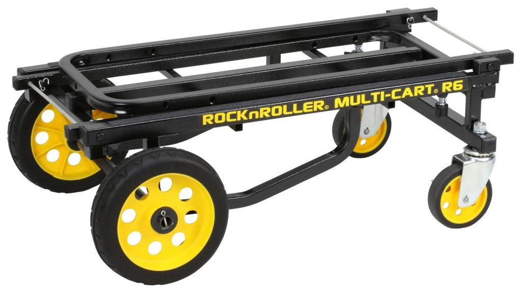 Rock N Roller Collapsible Cart