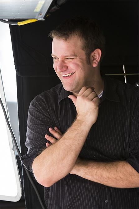 Cinematographer Jon Kline