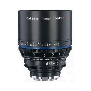 Zeiss 100mm T2.1 CP.2 Lens