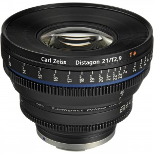 Zeiss CP2 21mm Rental