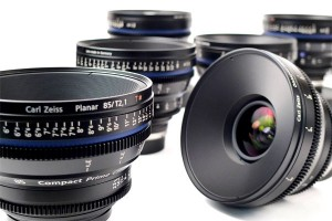Zeiss CP2 Lens Set