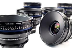 Zeiss CP2 Lens Set