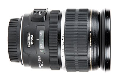 Canon 17-55 f/2.8 IS rental