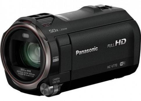 Panasonic-camcorder