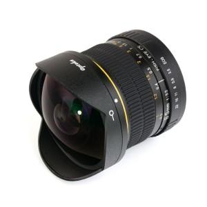 ultrawide-fisheye-lens