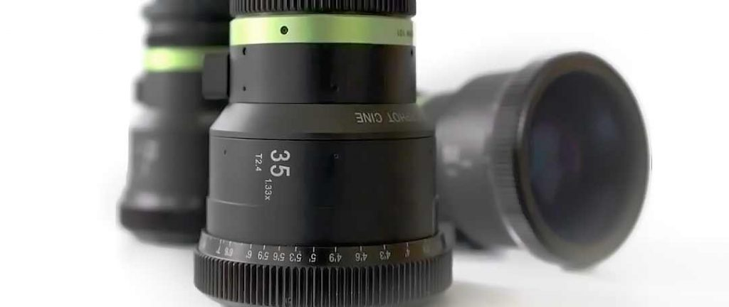 Anamorphic Lens Rental | MKE Production Rental