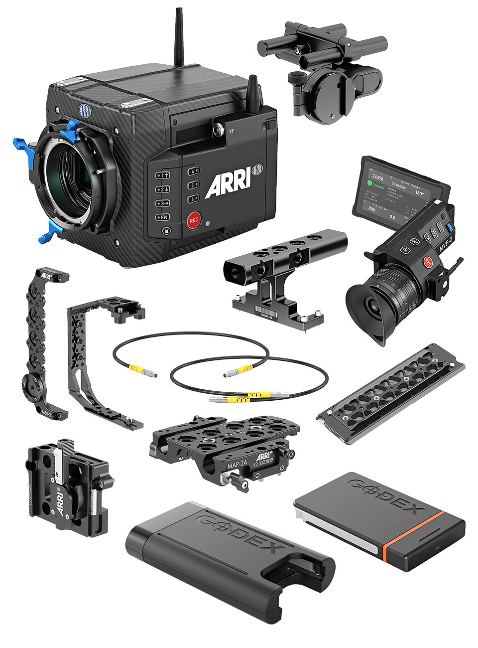 Alexa Mini LF Kit